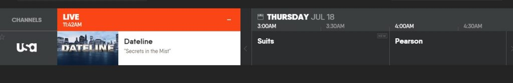 Watch Suits on FuboTV